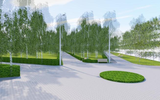 Парк «Светлоярский» благоустроит компания «Партнер» за 52 млн рублей - фото 1