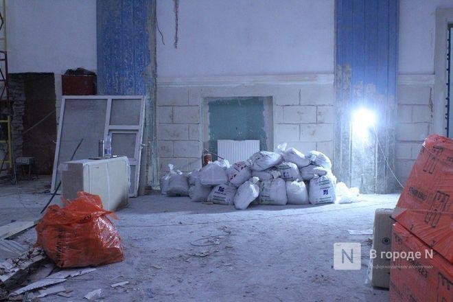Как идет обновление центра культуры «Рекорд» в Нижнем Новгороде - фото 19