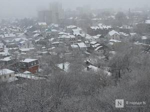 Потепление до +1°C принесет нижегородцам наступившая неделя