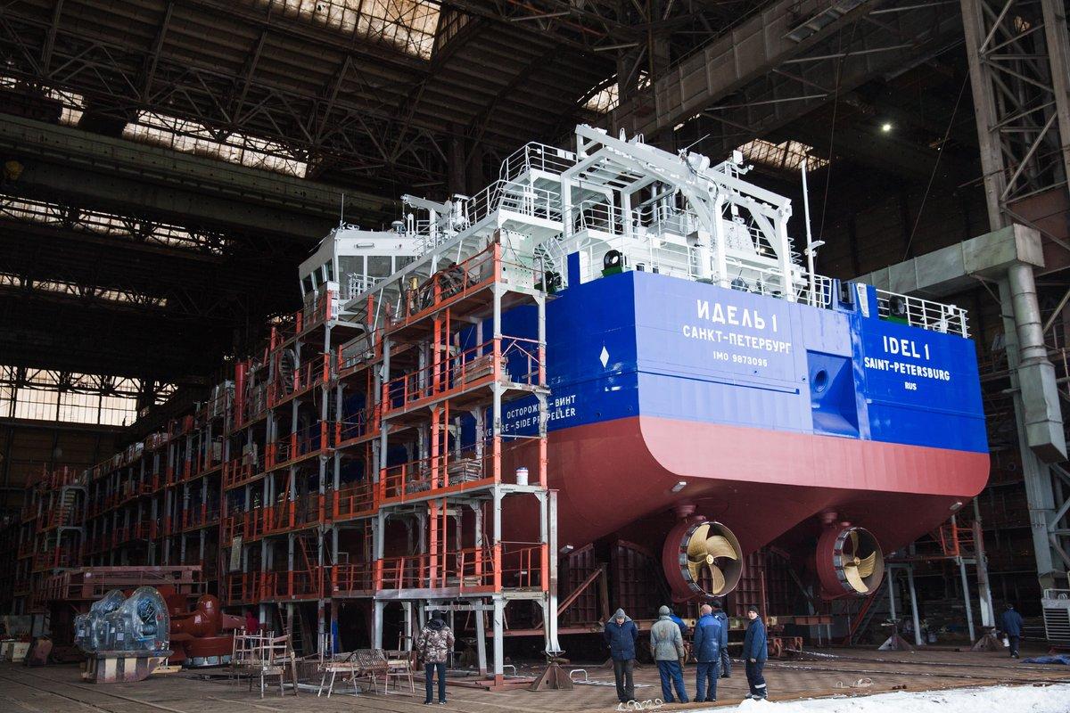 «Красное Сормово» построит 11 сухогрузов для государственной транспортной компании - фото 1