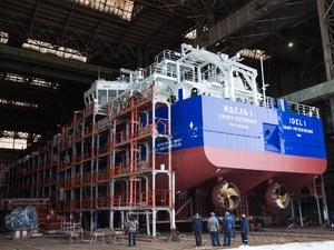 «Красное Сормово» построит 11 сухогрузов для государственной транспортной компании