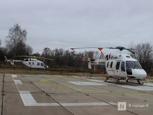 Нижегородская санавиация готова к перевозке пациентов с COVID-19