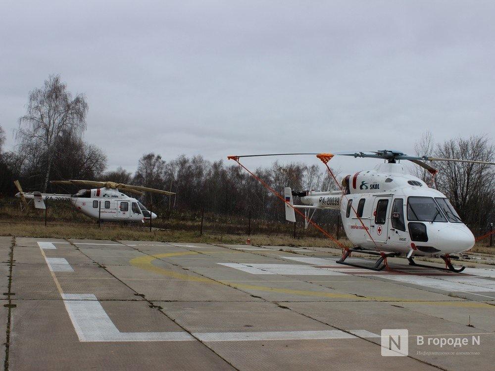 Нижегородская санавиация готова к перевозке пациентов с COVID-19 - фото 1