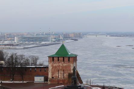 Центр Нижнего Новгорода полностью преобразится в следующем году