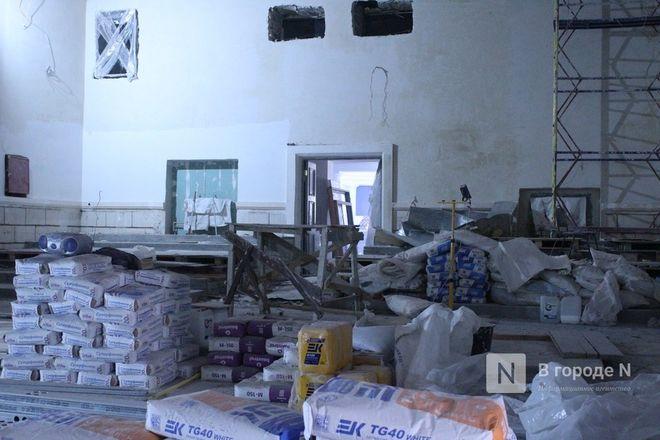 Как идет обновление центра культуры «Рекорд» в Нижнем Новгороде - фото 28