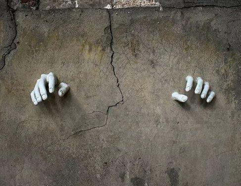 Новый стрит-арт уничтожили на улице Студеной в Нижнем Новгороде - фото 1