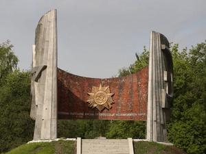 Больше половины работ по благоустройству выполнено в автозаводском Парке Славы