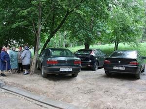 Более 70 нижегородских водителей оштрафовано за парковку на газонах