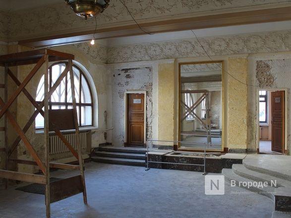 Комнату сказок и фонтан отреставрируют в нижегородском Дворце творчества - фото 5