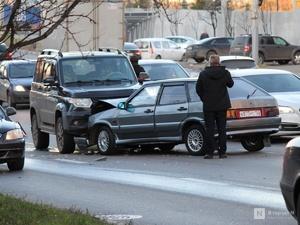 ДТП на проспекте Гагарина спровоцировало огромную пробку