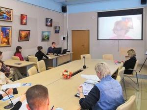 Видеоконференция, посвящённая трудовому праву, прошла на юридическом факультете