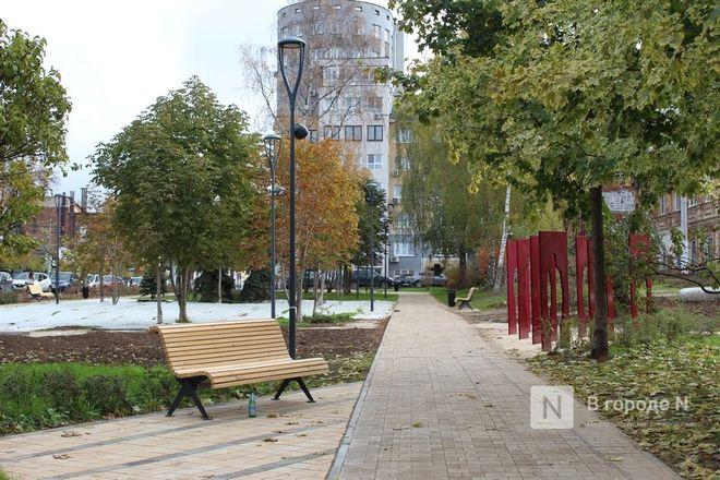 Самолеты, силуэты, яблони: Как преобразился Нижегородский район - фото 129