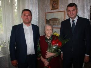 Нижегородка Вера Кочергина отметила столетний юбилей