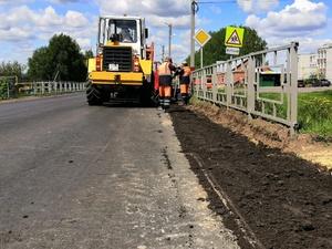 Дорогу Павлово – Сосновское сдадут после ремонта уже на этой неделе