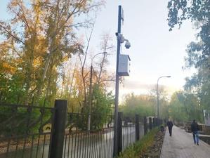 Круглосуточная система видеонаблюдения заработала в Светлоярском парке