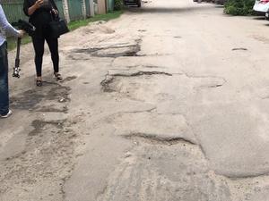 Балахнинцы разоблачили «фейк» о ямочном ремонте в городе