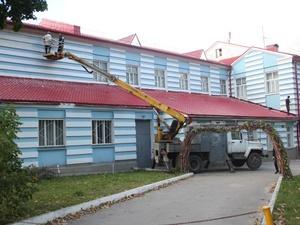 Ремонт «Созвездия» на проспекте Гагарина закончат в октябре
