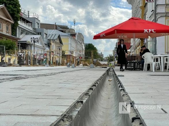 Салют над стройкой: каковы шансы подрядчиков благоустроить Нижний Новгород до юбилея - фото 5
