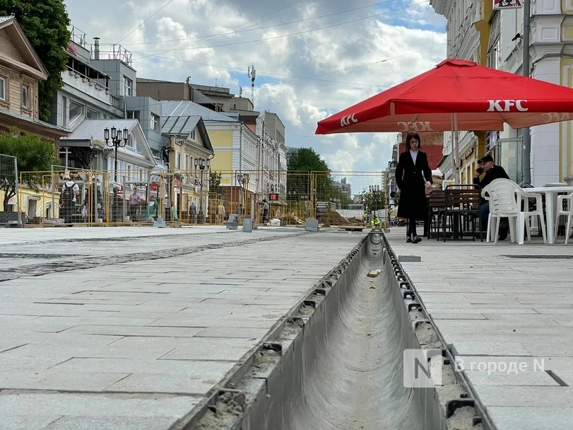 Салют над стройкой: каковы шансы подрядчиков благоустроить Нижний Новгород до юбилея - фото 1