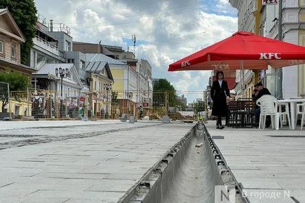 Салют над стройкой: каковы шансы подрядчиков благоустроить Нижний Новгород до юбилея