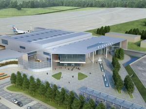 Взлетно-посадочную полосу аэропорта Стригино реконструируют за 336 млн рублей