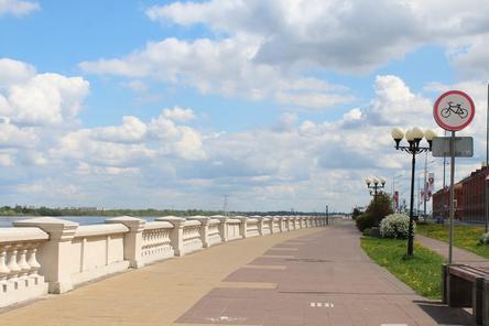 Арт-объект «Столица закатов» и сцена на воде: как преобразится Нижне-Волжская набережная
