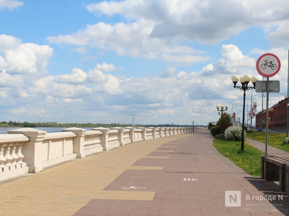 Знаки запрета стоянки на Нижне-Волжской набережной установили незаконно - фото 1