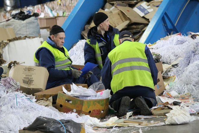 Нижегородский мусор для Финляндии: куда отправляется вторсырье из экопунктов - фото 30