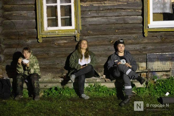 «Мы будем искать столько, сколько нужно»: россияне три дня искали Зарину Авгонову в Нижегородской области - фото 24
