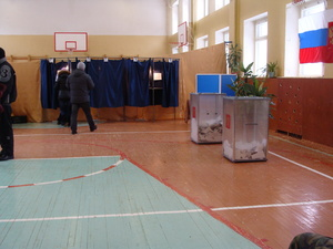 2500 общественных наблюдателей работают на избирательных участках Нижегородской области