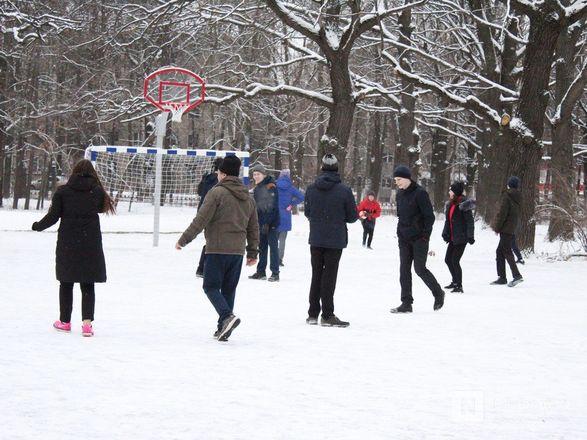 Скалодром и новые развлечения для детей появились в парке «Дубки» - фото 23