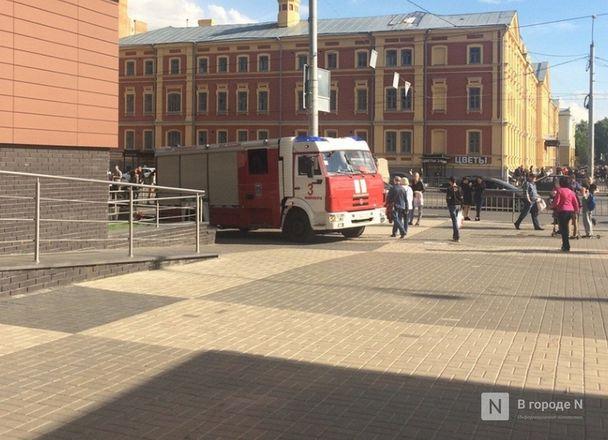 Посетителей нижегородского ТЦ «Небо» эвакуировали из-за звонка о бомбе - фото 3