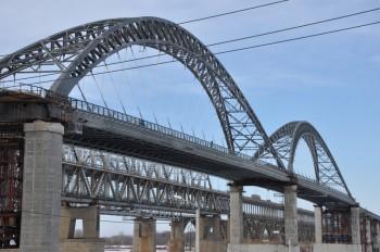 Строительство транспортной развязки на Бору выходит на финишную прямую
