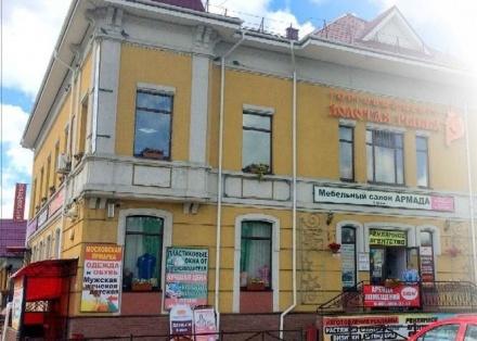Опасный торговый центр закрыли в Семенове