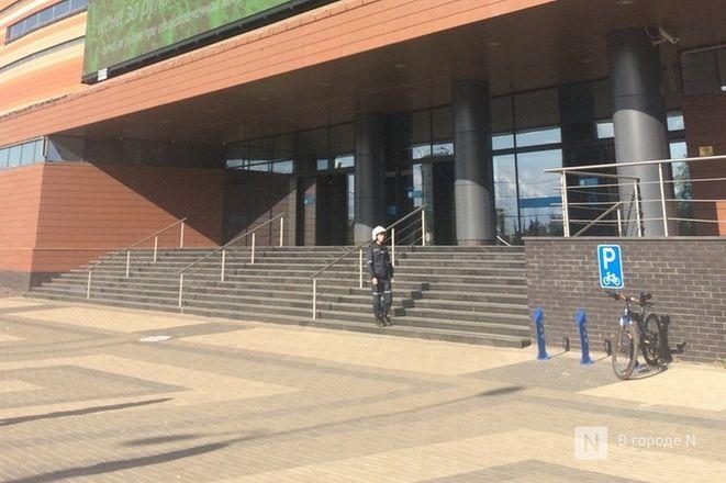 Посетителей нижегородского ТЦ «Небо» эвакуировали из-за звонка о бомбе - фото 2