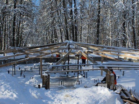 Два фонтана в нижегородском парке «Швейцария» достроят в июне - фото 6