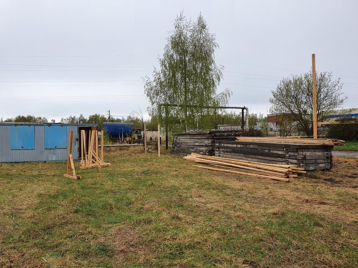 Новую котельную начали строить в Чкаловске - фото 1