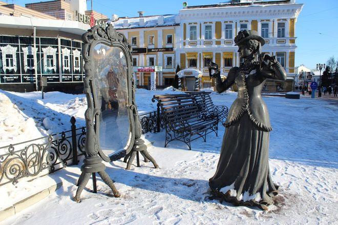Материнство и любовь: каких женщин и за что увековечили в Нижнем Новгороде - фото 19