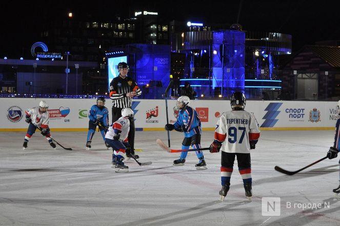 Ирина Слуцкая с ледовым шоу открыла площадку «Спорт Порт» в Нижнем: показываем, как это было - фото 12