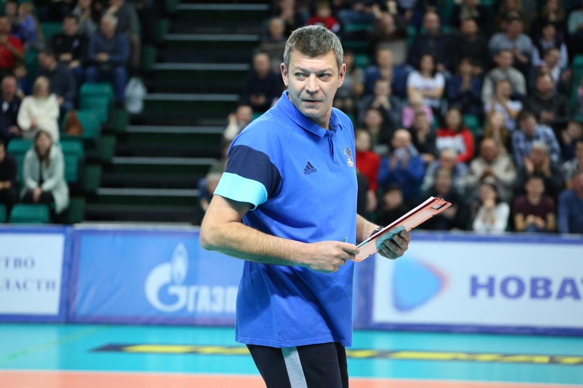 Тренировавший мужскую волейбольную сборную Украины Юрий Филиппов возглавил нижегородский АСК - фото 1