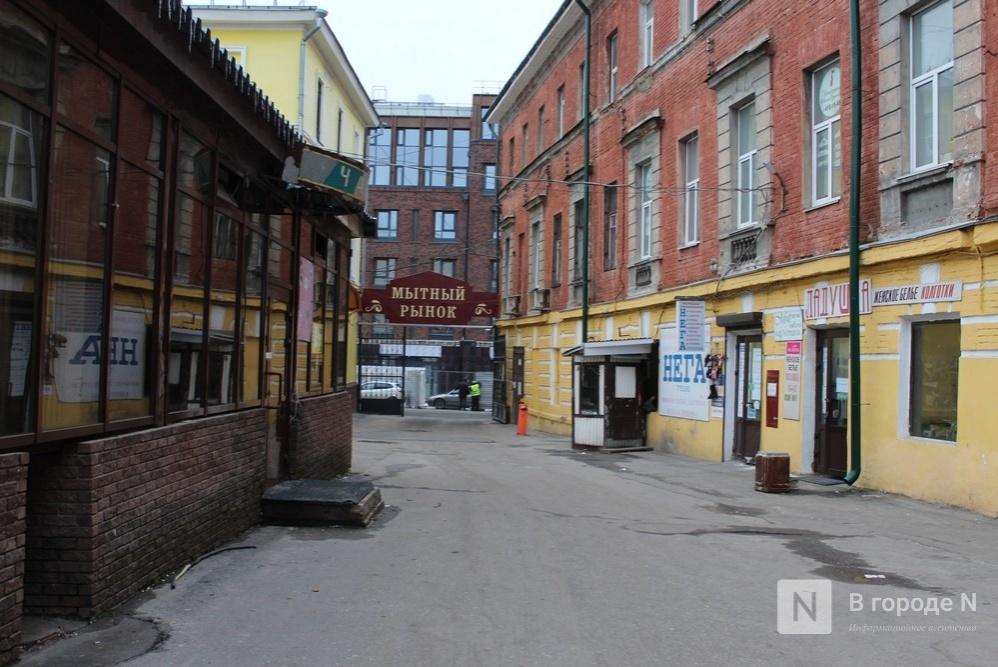 Реконструированный Мытный рынок планируется открыть в конце мая - фото 1