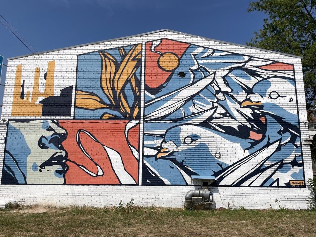 Стрит-арт по соседству: прогулка по городу красок - фото 4