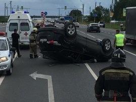 Пять человек пострадали в аварии в Кстовском районе