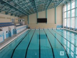 Отремонтированный нижегородский бассейн «Дельфин» откроется сразу после завершения карантина