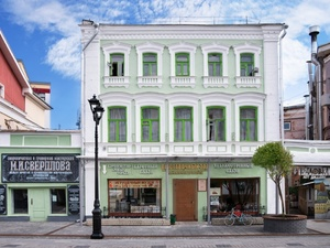 Музей «Покровка, 8» откроется после реконструкции