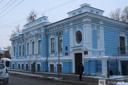 Фасад Дома бракосочетаний отреставрировали к 800-летию Нижнего Новгорода