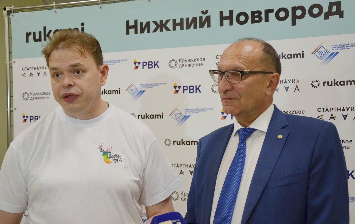 По стопам Кулибина: фестиваль изобретателей Rukami впервые прошел в Нижнем Новгороде - фото 3