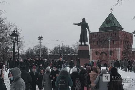 Штаб Навального не планирует митинг в Нижнем Новгороде в эти выходные