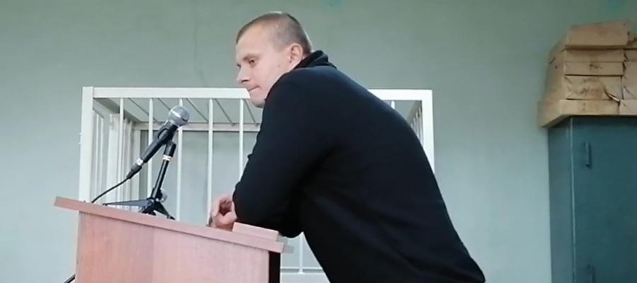 Экс-начальник ветлужского угрозыска отделался условным сроком за избиение задержанных - фото 1