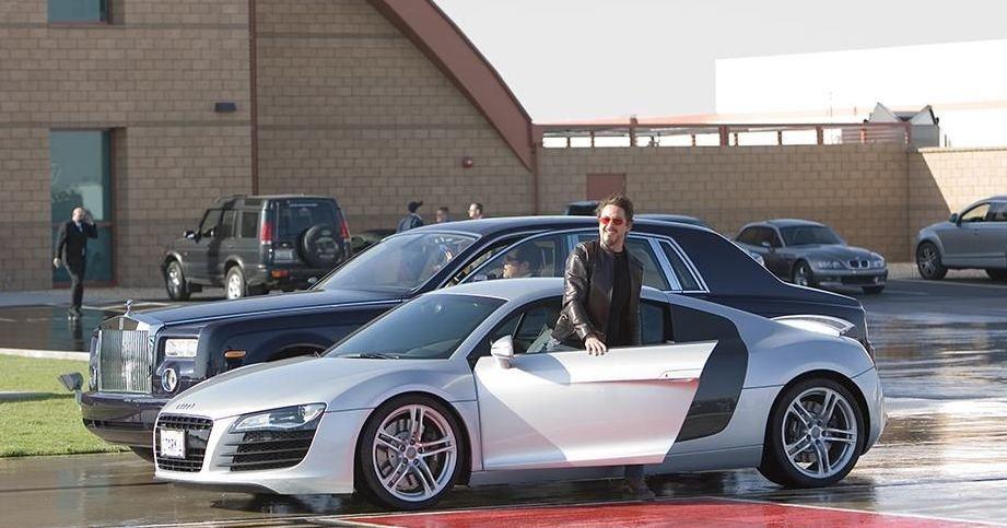 Среди супергеройских машин нижегородцы предпочитают автомобиль Железного Человека - фото 1